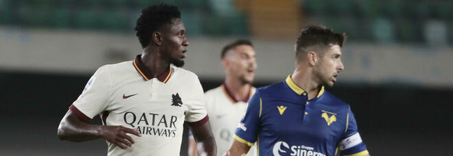 Caso Diawara, Verona-Roma 3-0 a tavolino: la decisione del giudice sportivo. I giallorossi fanno ricorso
