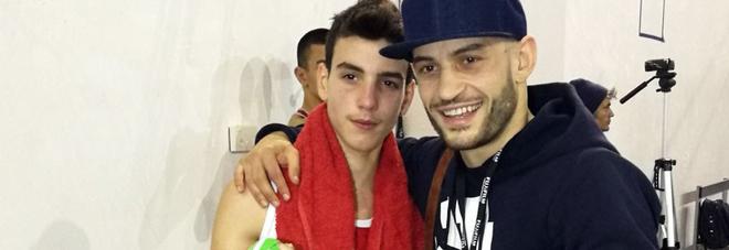Boxe, oro europeo per Vitolo e dedica a Gaetano e Raffaele