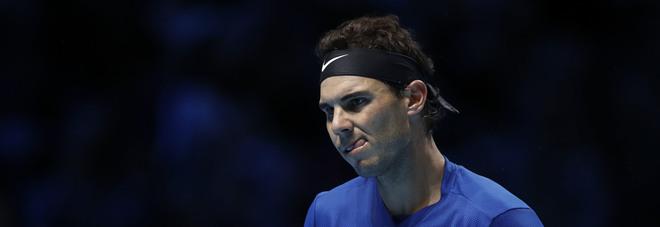 Classifica Atp, Nadal resta primo, Fognini è il numero 27