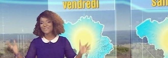 Belgio, conduttrice sommersa di insulti: «Sei troppo nera»