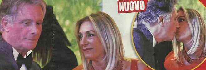 Giorgio Manetti con la fidanzata Caterina (Nuovo)