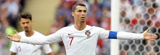 Altro record per Cristiano Ronaldo: è il secondo bomber della storia