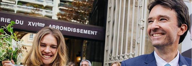 Natalia Vodianova, matrimonio a Parigi per la modella e l'erede di Lvmh: l'abito è da copiare per tutte le spose d'autunno