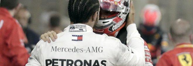Hamilton sincero: «La Ferrari meritava di vincere»