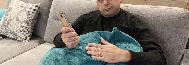 Ciro Giustiniani: chiacchiere dal sofà e consigli «anti-noia» #IoRestoACasa