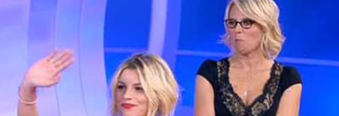 """Emma Marrone e il mistero della lite con Maria De Filippi: """"C'è maretta"""""""