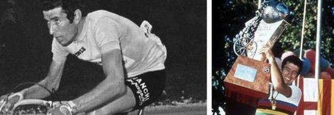 Morto Felice Gimondi, l'ex campione colpito da un malore in acqua ai Giardini Naxos: aveva 76 anni