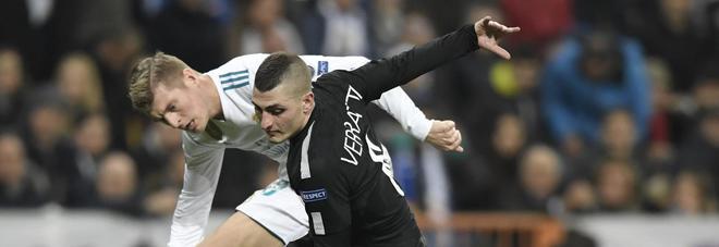Zidane: «È stata la vittoria della squadra». Verratti: «Possiamo rimontare al ritorno»