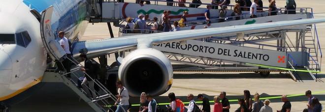 Aeroporti di Puglia, traffico in aumento: 5 milioni di passeggeri in otto mesi