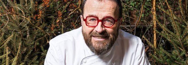 Giancarlo Morelli: «Fornelli e musica, la mia cuina del cuore al Pomiroeu»