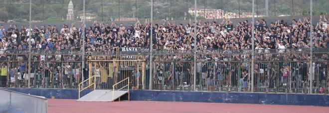 Cavese, è subito derby: esordio al Pinto contro la Casertana