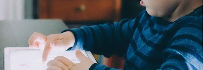Il bimbo gioca con l'iPad del padre e lo blocca fino al 2067