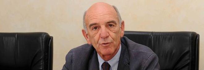 Il presidente della Fondazione Antonio D'Onofrio