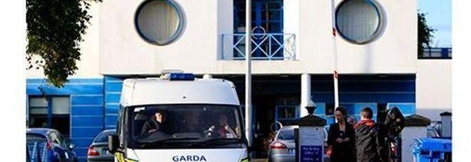La stazione di polizia dove è stata portata la bimba (foto dal sito guardian.co.uk)