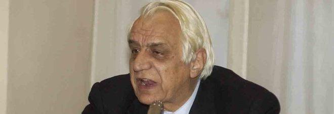 Addio Gianfranco Sabbatini Si è spento l'ex presidente della Fondazione Caripesaro