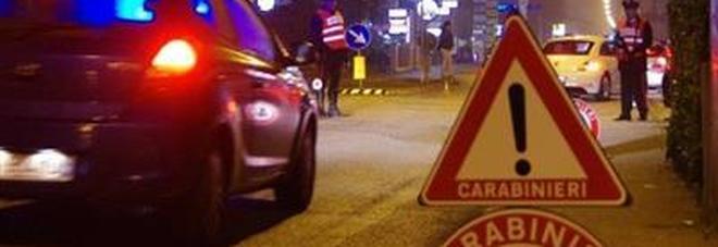 Abuso di alcolici alla guida Trentasettenne denunciato dai carabinieri