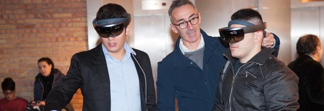 User experience e realtà aumentata per definire una modalità di fruizione ultrarealistica