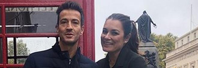 Alena Seredova e Alessandro Nasi (Instagram)