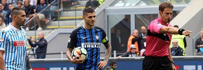 Inter-Spal 2-0: Icardi e Perisic regalano il tris a Spalletti