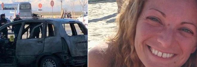 Sperona l'auto e dà fuoco all'ex, l'uomo ammette: «Colpito da un raptus». La donna ha ustioni sul 45% del corpo