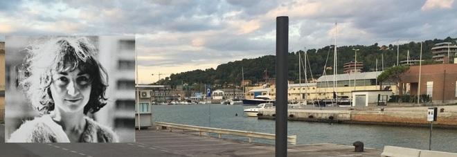 Divelta al porto la targa dedicata alla skipper uccisa Annarita Curina