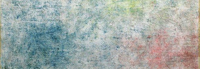 Baldo Diodato, a Palazzo Cisterna la mostra personale 'Periodi' tra minimal e 'frottages'