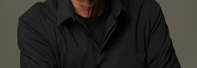 Roberto Vecchioni (foto di Oliviero Toscani)