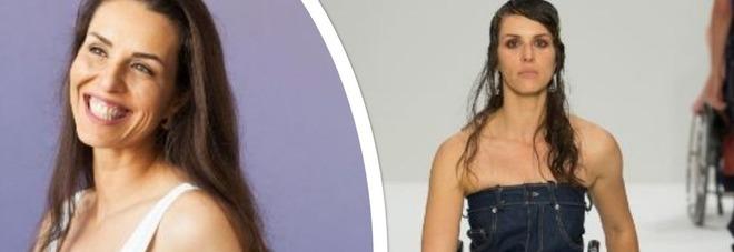 178b3e6b81dc Modella paraplegica a 14 anni  «Lancio una linea di vestiti per le ...
