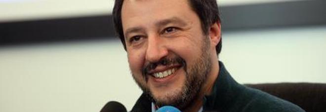 Germania, Salvini: «Arrivederci Merkel, Schultz e Junker»