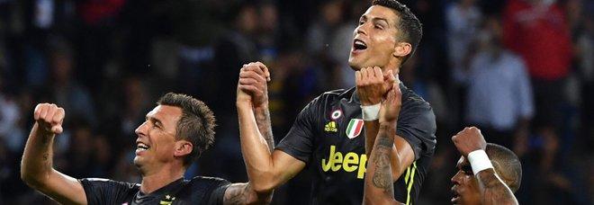 La coppia Ronaldo-Mandzukic verso la conferma contro il Sassuolo