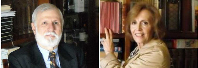 Ernesto Cardosi e la vittima Anna Recalcati