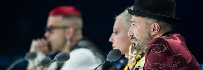 X Factor 2019: tra i due litiganti Sfera e Malika, Samuel stravince. Eliminato Lorenzo Rinaldi ©julehering014