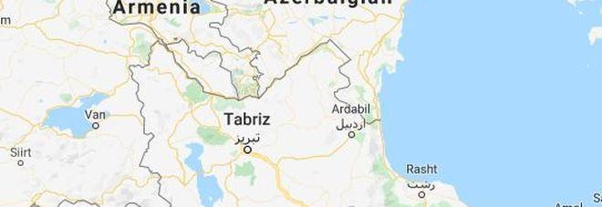 Terremoto, in Iran di 5.9: cinque morti e almeno trecento feriti