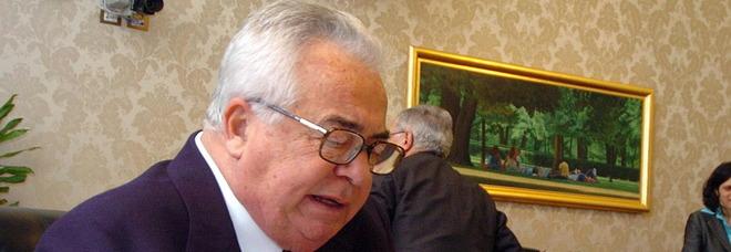 È morto Giuseppe Ciarrapico: è stato presidente della Roma