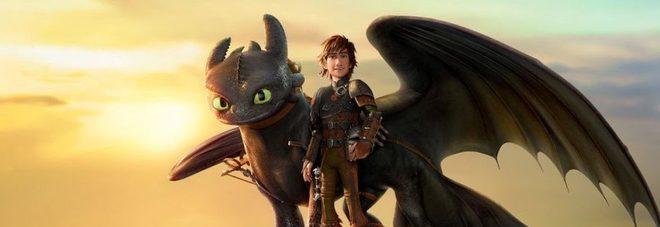 Dragon Trainer, tra ragazzo e drago vince solo la noia