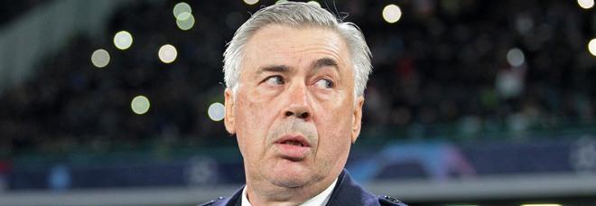 Ancelotti: «Voglio vincere e cantare 'O surdato 'nnammurato allo stadio»