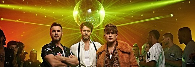 Il ritorno dei Take That, McArthurGlen lancia un concorso per assistere al lancio del disco