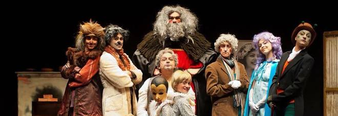 """Teatro dell'Angelo, va in scena """"Pinocchio"""": avventure di una marionetta senza età"""
