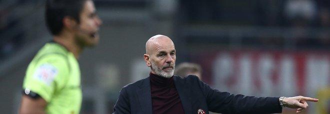 Pioli: «Milan danneggiato, Rizzoli ha spiegato che questi falli non sono da rigore»