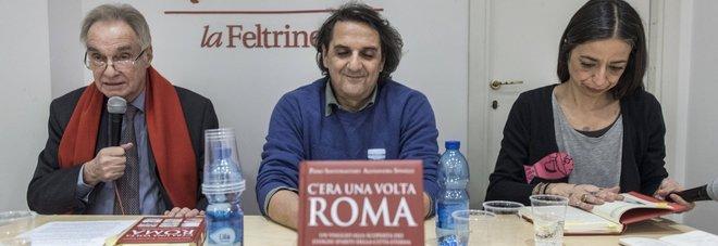C'era una volta Roma: l'omaggio su carta alla Città Eterna di Santonastaso e Spinelli