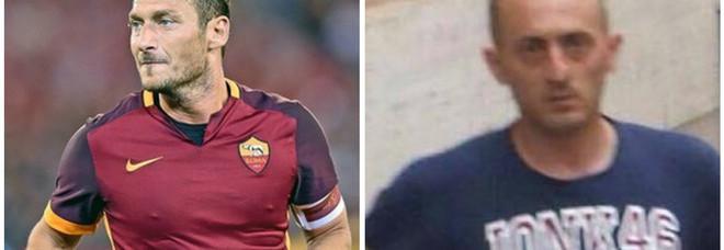"""L'appello di Totti: """"Romanisti, aiutateci  a ritrovare Daniele scomparso sette mesi fa"""""""
