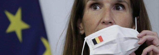 Grave la ministra degli esteri del Belgio: Sophie Wilmés, 45 anni, è in terapia intensiva per il virus
