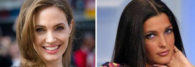 Angelina Jolie troppo sexy per il ruolo: e Alessia Merz le ruba la parte