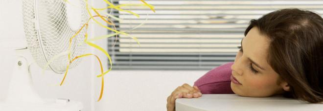 Troppo caldo sul posto di lavoro? Secondo la legge si può andare a casa