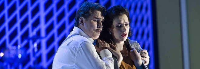 """La vedova allegra """"anni Cinquanta"""" firmata Michieletto al teatro dell'Opera di Roma. La prima in diretta su Rai Radio3"""