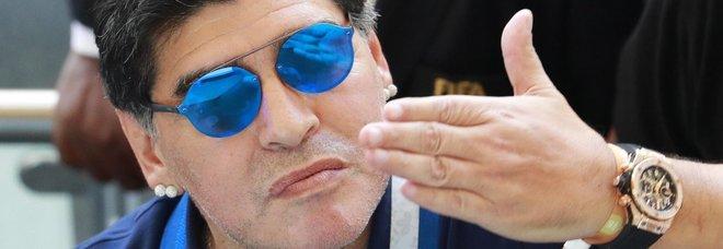 Russia 2018, la pagella di Maradona:  «Mbappé la rivelazione del mondiale»