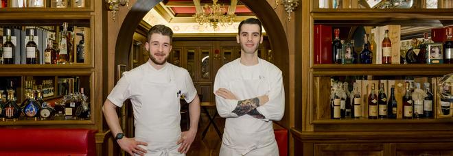 """Tommaso Tonioni, nuovo chef di Achilli al Parlamento, lancia """"Turning Tables"""""""