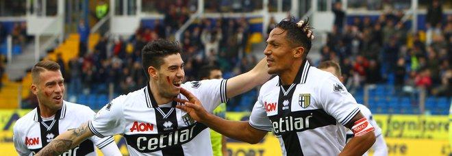 Parma-Sassuolo 2-1: Gervinho più Bruno Alves, i gialloblù vedono l'Europa