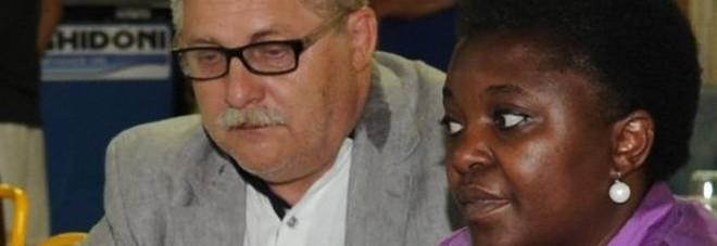 Cecile Kyenge, il marito si candida per la Lega: «Libero di farlo, ma io divorzio»