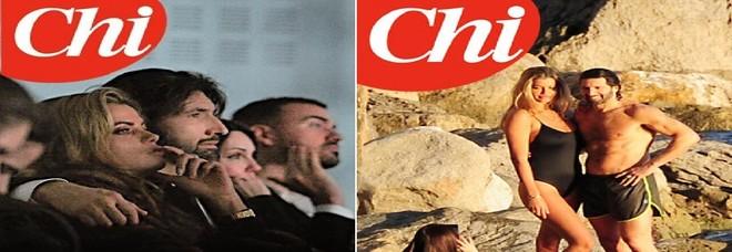 Walter Nudo e Natalia Bush insieme a Capri è scoppiato l'amore?